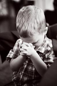Eli Praying 2011