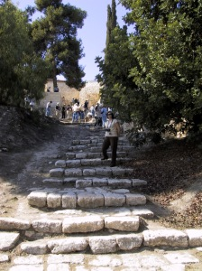 Israel Steps Jesus Walked #2 172